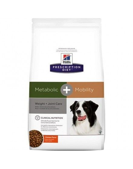 Canine Metabolic Plus Mobility