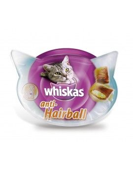 Whiskas Anti-Hairball (Caja con 8 uds. de 60 gr.)