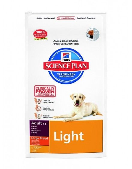 Hill'S™ Science Plan™ Canine Adult Light Razas Grandes