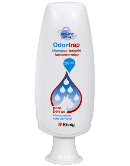 Odortrap As Shampoo 200 ml