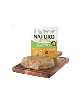NATURO GRAIN FREE CHICKEN, POTATOES AND VEGETABLES
