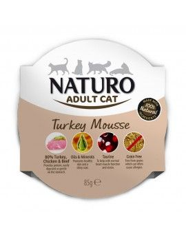 NATURO TURKEY MOUSSE