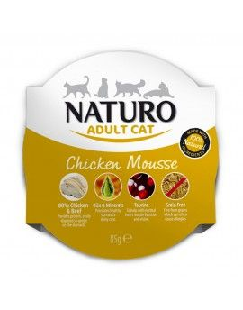 NATURO CHICKEN MOUSSE