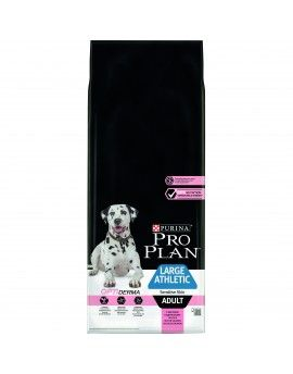 Proplan Large Adult Athletic Skin Salmon con Optiderma