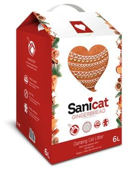 Sanicat Gingerbread