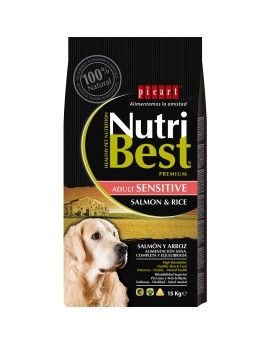 Nutribest Sensitive Salmón&Arroz 15 Kg