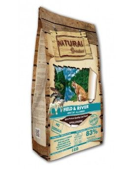 NG RECETA CAT FIELD & RIVER 6 kg