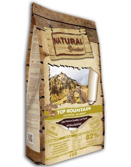 NG RECETA CAT TOP MOUNTAIN 6kg