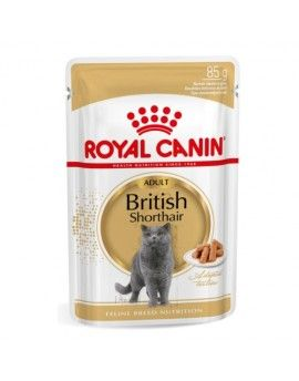 British Shorthair paté (12*85gr)