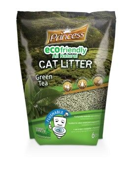 Arena gatos biodegradable Cat Litter. 6L