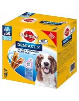 Pedigree Multipack Dentastix Pack 56 Perros de 10 a 25 kg.