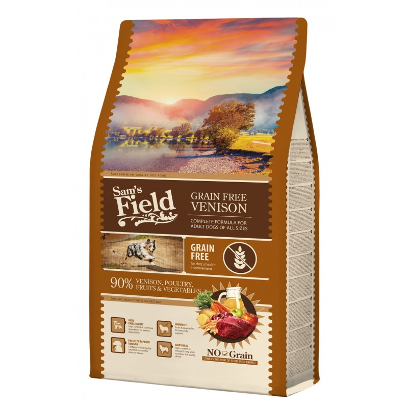 SF Adulto Venado- Grain Free
