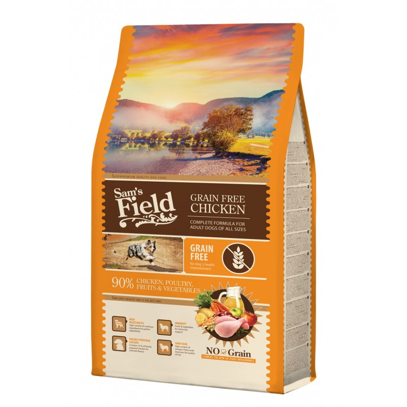 SF Adulto Pollo- Grain free
