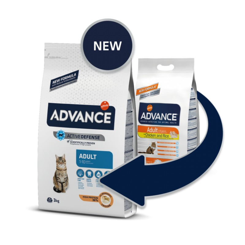 Advance Adult  cat Chicken & Rice