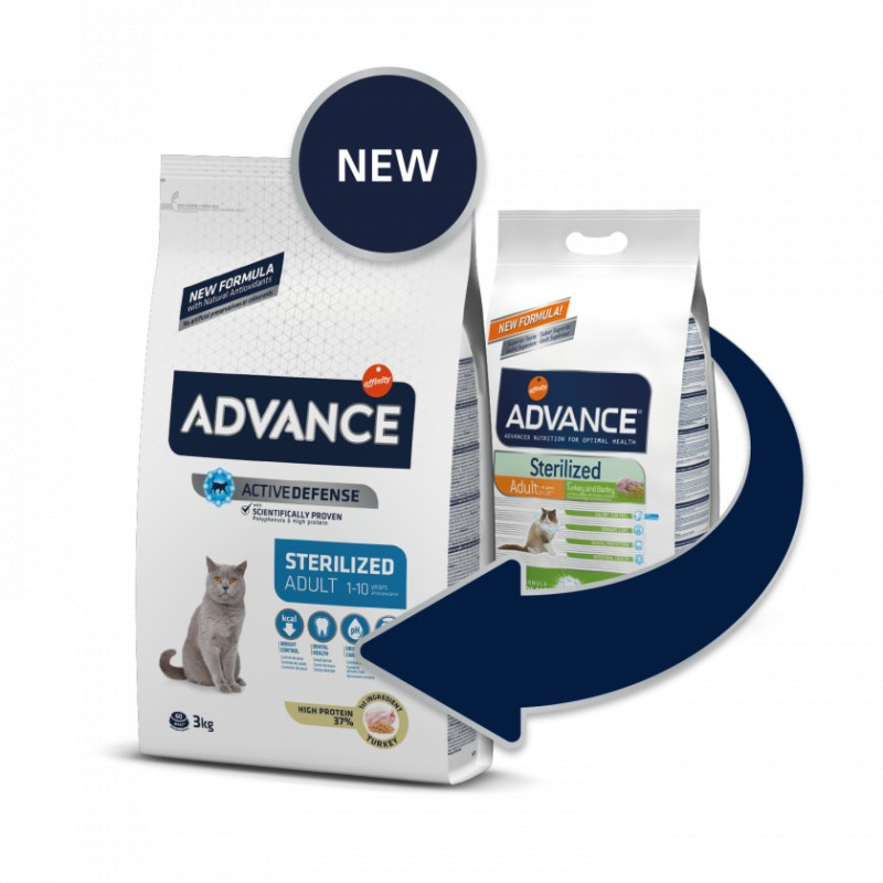 Advance Sterilized Adult Pavo