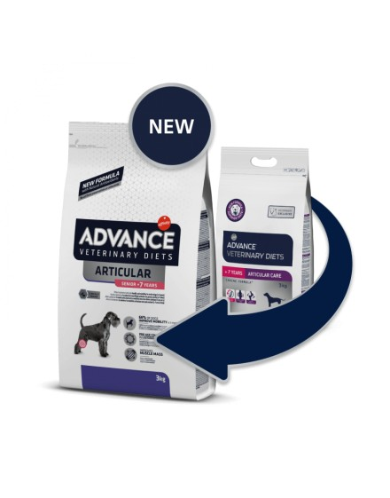 Advance VET Dog  Articular Care +7
