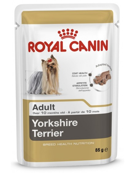 Yorkshire Terrier Adult / sobres 85 gr
