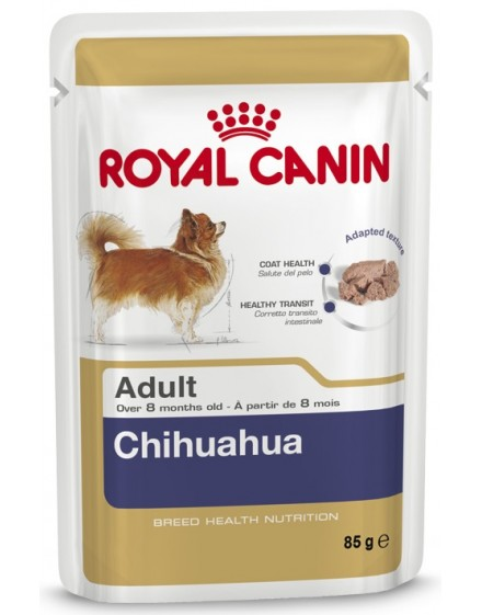 Chihuahua Adult/ Sobres 85 gr