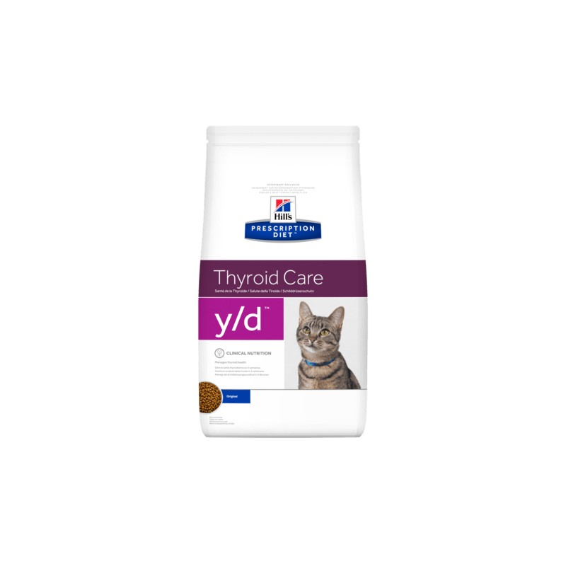 Hill's Prescription Diet Felino Y/D