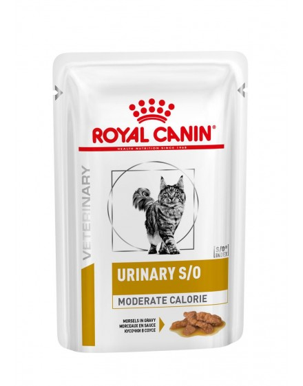 Urinary S/O Mod.Calorie Cat (12*85 g)