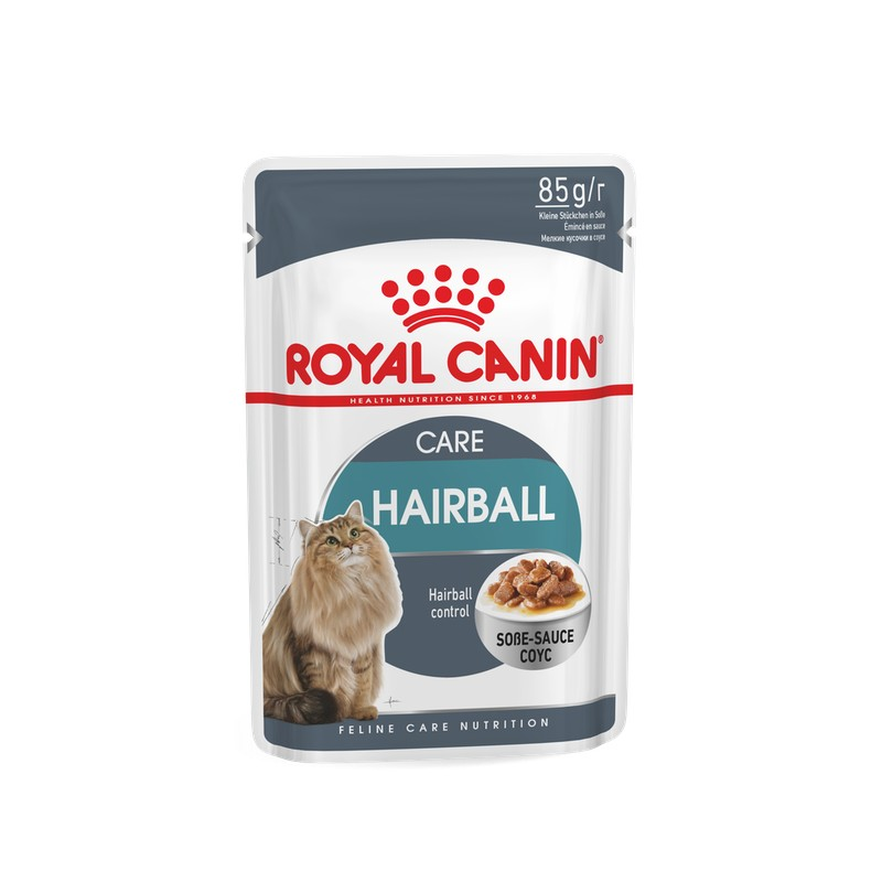 Hairball Care Gravy (12*85gr)